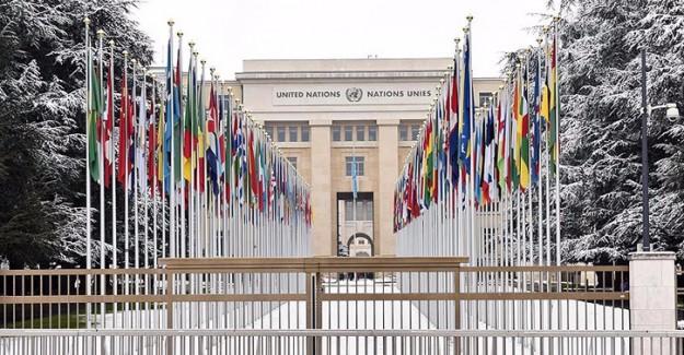 O Haritalar BM'nin Çelik Kasasına Kilitlendi