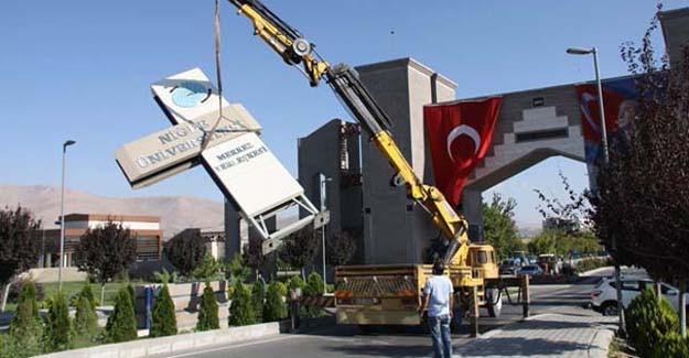 O Üniversitenin Adı Türkiye'nin Şehidinin Adı Oldu