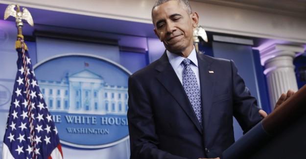 Obama Giderayak Yine Yapacağını Yaptı! Şaşırtan Rusya Açıklaması