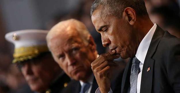 Obama'nın Vedasında Şoke Eden Olay!