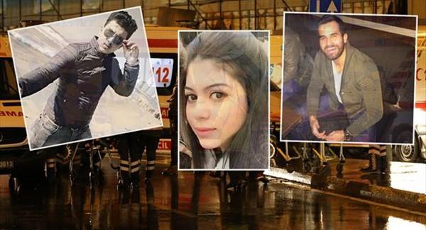 Ortaköy Reina'da Terör Saldırısında Ölen Yabancılar Nereli?