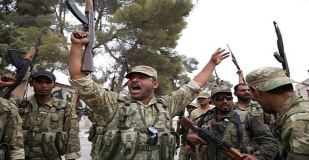 ÖSO'dan Flaş YPG Açıklaması
