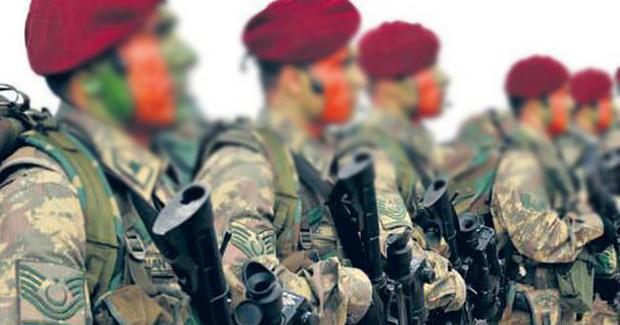 Özel Kuvvetler'de 90 Asker Tutuklandı