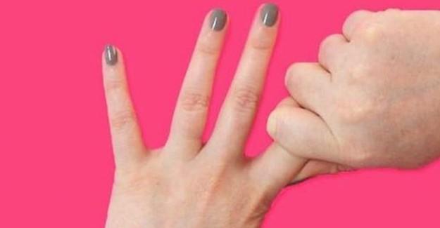Parmağa 60 Saniye Bastırınca Ne Oluyor?