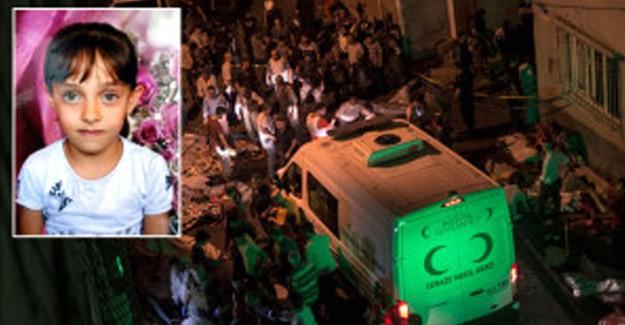 Patlamada Ölen 9 Yaşındaki Emine'nin Tek Suçu...