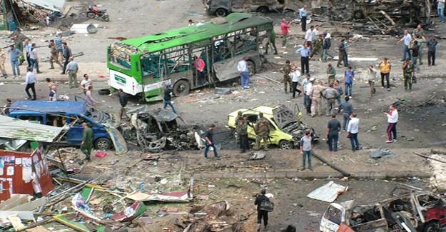 Peş Peşe 7 Canlı Bomba Saldırısı! En Az 100 Ölü!