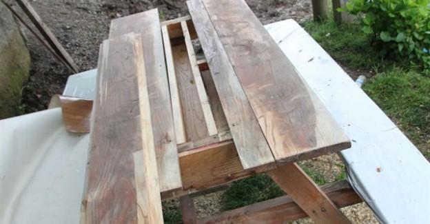 Piknik masasından Kaleşnikof çıktı