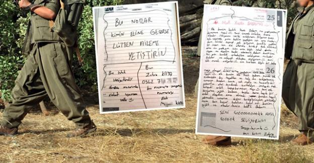Pişmanlık Mektubu Yazan Teröristin Babasından Mesaj