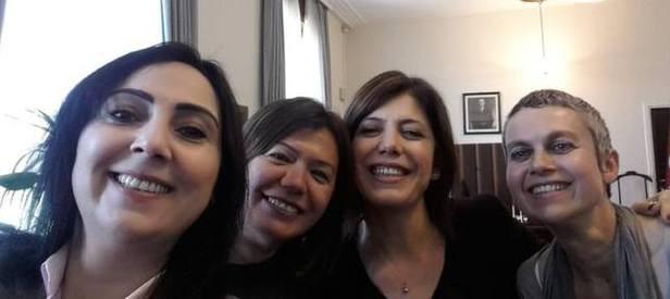 PKK Sevici Akademisyenler Çıkar Çıkmaz HDP'ye Koştu