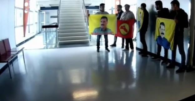 PKK Televizyon Kanalını Bastı!