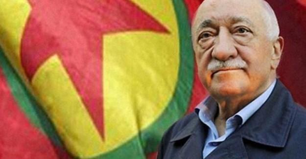 PKK'dan FETÖ'ya 'Kucaklaşalım' Mesajı