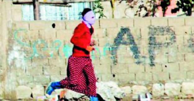 PKK'lı Teröristler 'Kadın Kıyafeti' Giyerek Kaçmaya Başladı