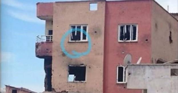 PKK'lılar sokakları böyle izlemiş