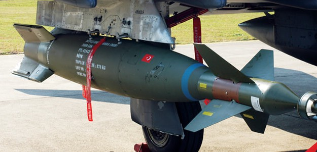 PKK'nın Korkulu Rüyası Geliyor: 'Sığınak Delici' Bomba!
