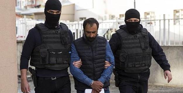 PKK'nın Sözde Sorumlusu Kaçmaya Çalışırken Yakalandı