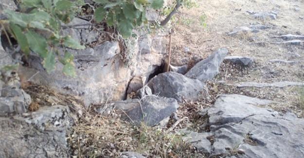 PKK'ya Ait 15 Metre Uzunluğunda Sığınak Tespit Edildi