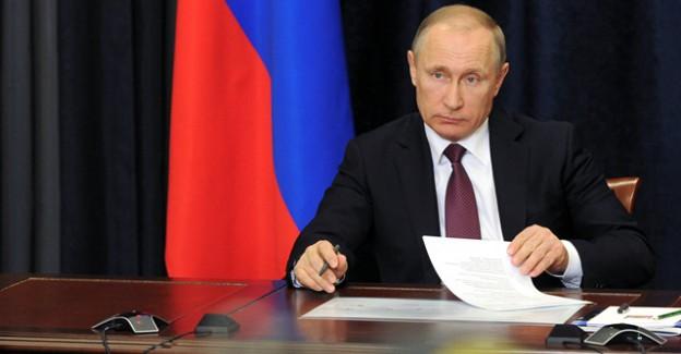 Putin'den Türkiye'ye Bir Yasak Daha