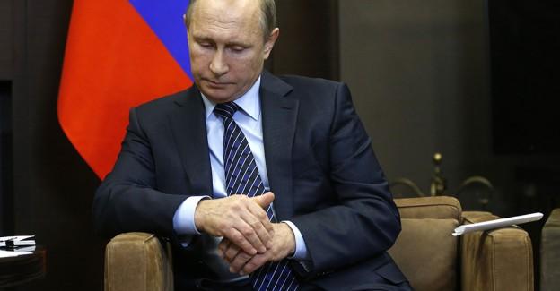 Putin'i Büyük Korku Sardı! Bakın Ne Talimat Verdi?