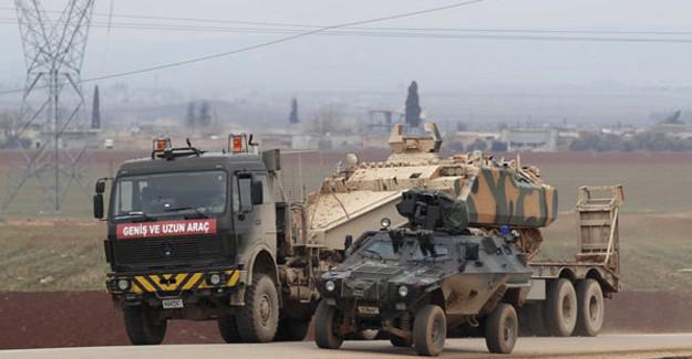 Reuters Türk Askerinin Bu Fotoğrafını Dünyaya Geçti