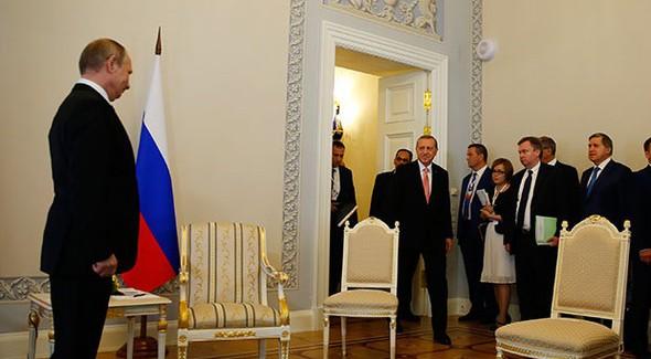 Rus Basınından Tarihi Görüşme İle İlgili Flaş Yorum