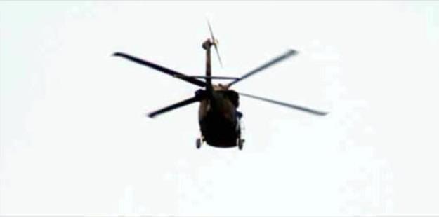 Rus Helikopteri Düşürüldü! Çok Sayıda Ölü Var