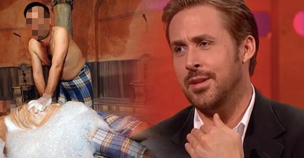 Ryan Gosling'in Türk Hamamında Kıllı Göbek Anısı