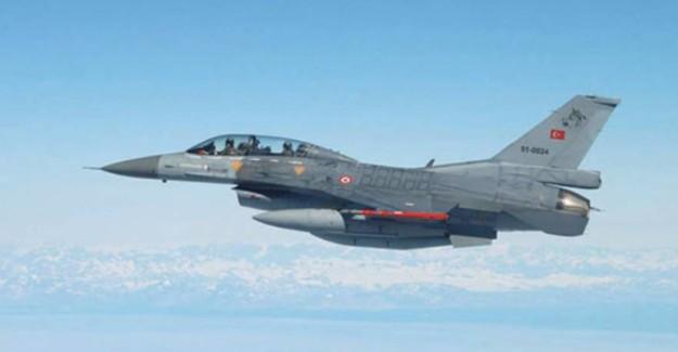 Saldırı Hazırlığında Olan 5 PKK'lı Öldürüldü