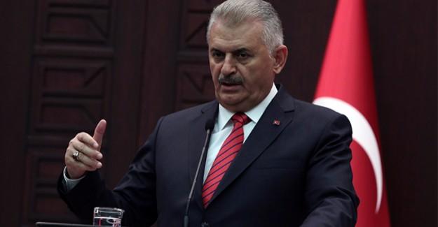 Saldırıyla İlgili Başbakan Yıldırım'dan Flaş Açıklama