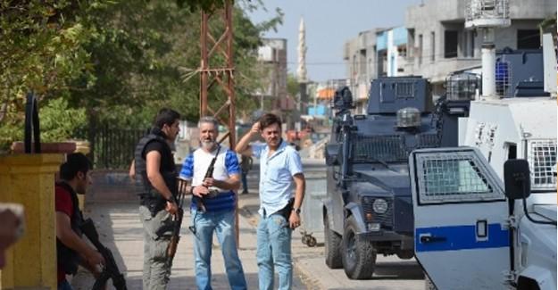 Şanlıurfa'da Bomba Alarmı! Bomba İmha Ekibi Olay Yerinde