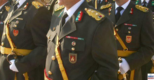Kuvvet komutanlıklarına 167 general ve amiral atandı