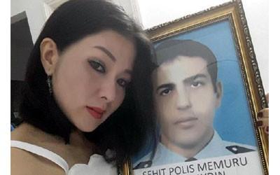 Şehidin Vietnamlı eşi evililik yıldönümlerinde...