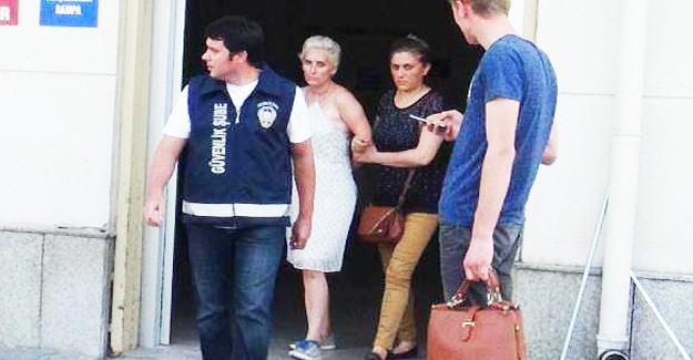 'Şehit Eşiyim' Diyen Kadın Terörden Tutuklandı