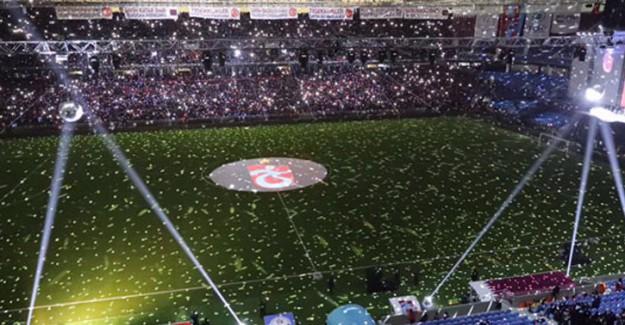 Şenol Güneş Stadı'nda İlk Maç...