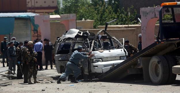 Servis Aracına İntihar Saldırısı: 10 Ölü!