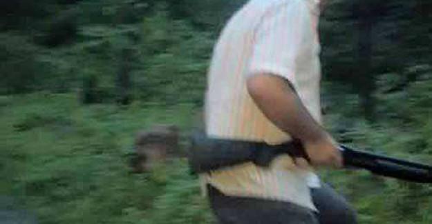 Silahını Kapan Halk Terörist Aradı