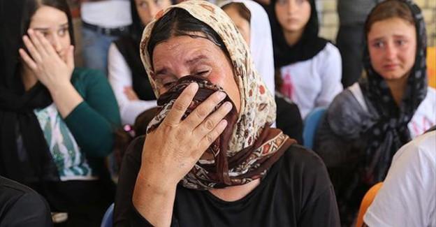 Sincar'daki Yezidilere PKK Zulmü