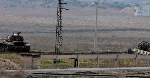 Sınırda 10 DAEŞ Üyesi Yakalandı