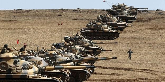 Sınırda Sıcak Gelişme! Tanklar Oraya Gidiyor