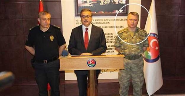 Şırnak İl Jandarma Alay Komutanı Tutuklandı