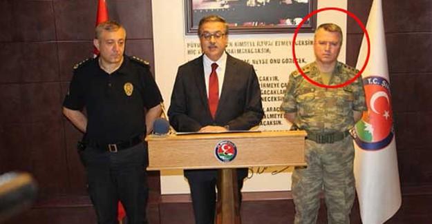 Şırnak İl Jandarma Komutanına FETÖ Gözaltısı