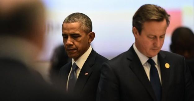 Şok Açıklama: Suriye'yi Vuracaktık, İngiltere Engel Oldu