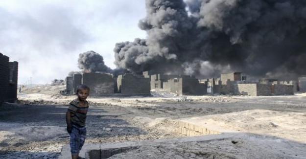 Söndürülemeyen Yangın Binlerce Kişinin Hayatını Tehdit Ediyor!