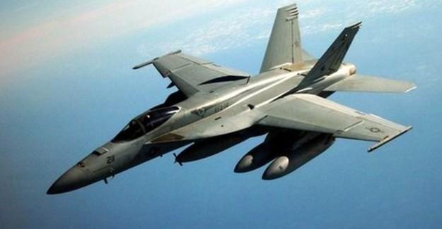 Suriye Hava Sahasında Rus Uçağı ABD Uçağını Taciz Etti