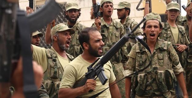 Suriye Sınırında Flaş Gelişme: IŞİD Kaybediyor