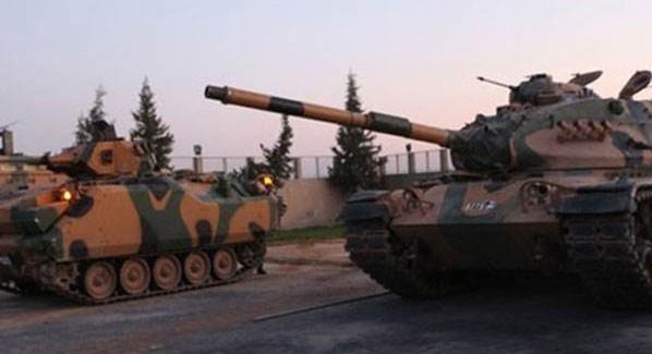 Tanklar Şemdinli'yi Vuruyor!