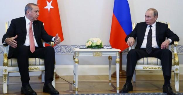 Tarihi Buluşma Gerçekleşti! Erdoğan ve Putin'den Çok Önemli Açıklamalar