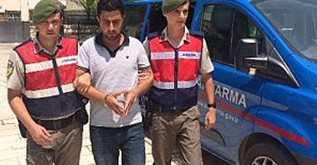 Terör Örgütüne Üye Olmaktan Aranan Zanlı Tatilde Yakalandı