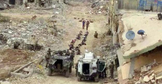 Teslim Olan 38 PKK'lı Tutuklandı