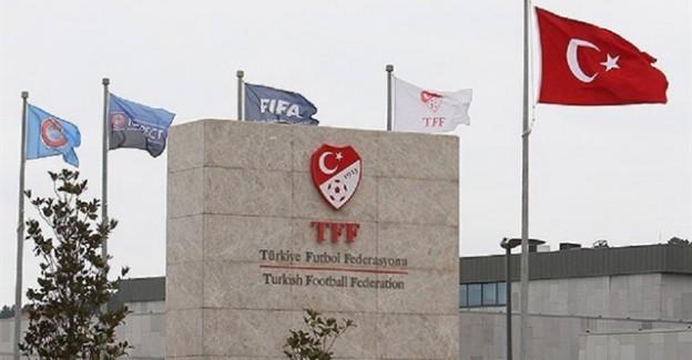 TFF'de FETÖ Operasyonu! 94 Kişi Gönderildi