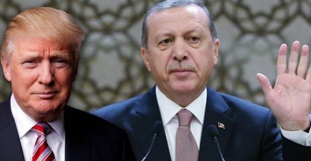 Trump Yönetiminden Kritik Erdoğan Açıklaması! Türkiye Bizim...